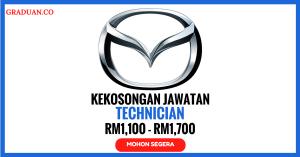 Jawatan KosongTerkini Bermaz Motor Trading Sdn Bhd