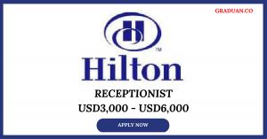 Jawatan Kosong Terkini Hilton Hotels & Resorts