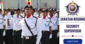 Jawatan Kosong Terkini KAMI Security Services Sdn Bhd