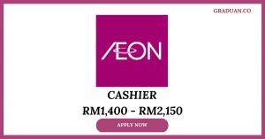 Jawatan Kosong Terkini AEON Co. (M) Bhd