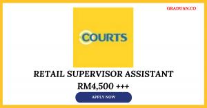 Jawatan Kosong Terkini Courts Malaysia Sdn Bhd