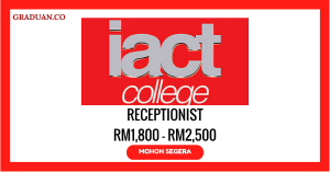 Jawatan KosongTerkini IACT College