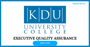 Jawatan Kosong Terkini KDU University College