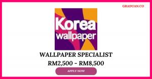 Jawatan Kosong Terkini Di Korea Wallpaper Sdn Bhd