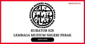 Jawatan Kosong Terkini Lembaga Muzium Negeri Perak