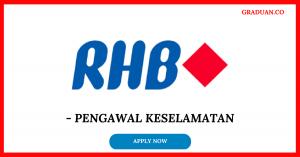 Jawatan Kosong Terkini RHB Banking Group