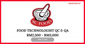 Jawatan Kosong Terkini Food Industries Sdn Bhd