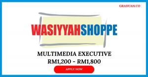Jawatan Kosong Terkini Wasiyyah Shoppe Sdn Bhd