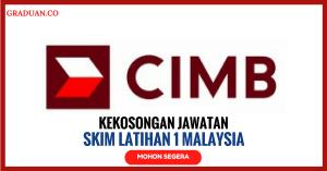 Jawatan KosongTerkini CIMB Group