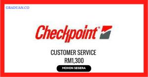 Jawatan KosongTerkini Checkpoint Systems Sales (M) Sdn Bhd