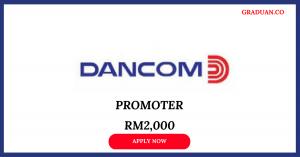 Jawatan Kosong Terkini Dancom TT&L Telecommunications (M) Sdn Bhd