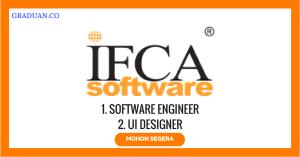 Jawatan KosongTerkini IFCA MSC Berhad