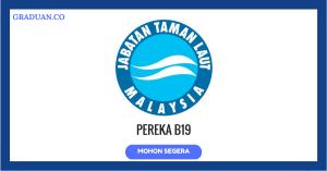 Jawatan KosongTerkini Jabatan Taman Laut Malaysia (JTLM)