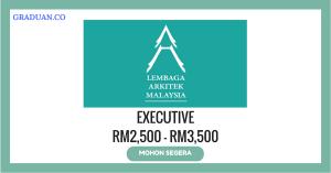 Jawatan KosongTerkini Lembaga Arkitek Malaysia