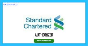 Jawatan KosongTerkini Standard Chartered Bank