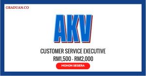 Jawatan KosongTerkini AK Ventures Berhad