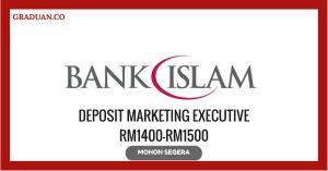 Jawatan KosongTerkini Bank Islam Malaysia Berhad (BIMB)