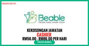 Jawatan KosongTerkini Beable Malaysia Sdn Bhd