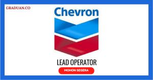 Jawatan KosongTerkini Chevron Malaysia Limited
