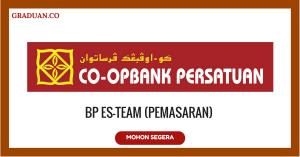 Jawatan KosongTerkini Co-op Bank Persatuan Malaysia Berhad