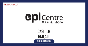 Jawatan KosongTerkini Epicentre Lifestyle Sdn Bhd