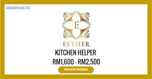 Jawatan KosongTerkini Esther Postpartum Care Sdn Bhd