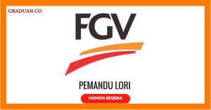 Jawatan KosongTerkini Felda Global Ventures Berhad (FGV)