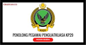 Jawatan KosongTerkini Jabatan Perkhidmatan Kuarantin dan Pemeriksaan Malaysia (MAQIS)