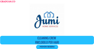 Jawatan KosongTerkini Jumi Home Services