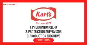 Jawatan KosongTerkini Kart Food Industries Sdn Bhd