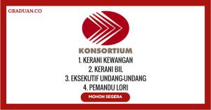 Jawatan KosongTerkini Konsortium Logistik Berhad (KLB)