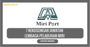 Jawatan KosongTerkini Lembaga Pelabuhan Miri
