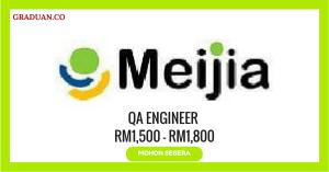 Jawatan KosongTerkini Mei Jia Electronic Sdn Bhd