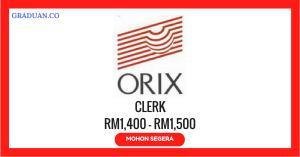 Jawatan KosongTerkini ORIX Leasing Malaysia Berhad