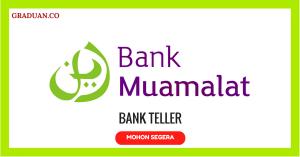 Jawatan KosongTerkini PT Bank Muamalat Indonesia Tbk