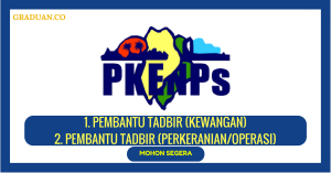 Jawatan KosongTerkini Perbadanan Kemajuan Ekonomi Negeri Perlis (PKENPs)