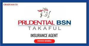 Jawatan KosongTerkini Prudential BSN Takaful