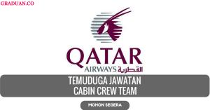 Jawatan KosongTerkini Qatar Aiways