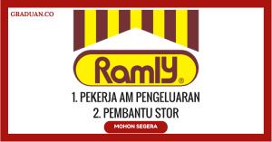 Jawatan KosongTerkini Ramly Food Processing Sdn Bhd