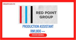 Jawatan KosongTerkini Red Point Signcraft Sdn Bhd