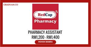 Jawatan KosongTerkini RedCap Pharmacy Sdn Bhd