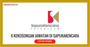 Jawatan KosongTerkini SapuraKencana Energy Sarawak Inc
