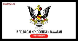 Jawatan KosongTerkini Suruhanjaya Perkhidmatan Awam Negeri Sarawak
