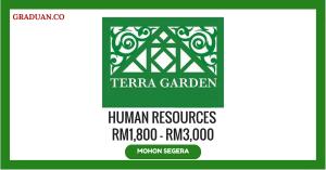 Jawatan KosongTerkini Terra Garden