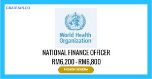 Jawatan KosongTerkini World Health Organization