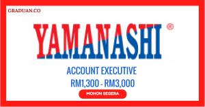 Jawatan KosongTerkini Yamanashi Corporation Sdn Bhd