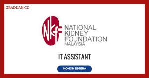 Jawatan KosongTerkini Yayasan Buah Pinggang Kebangsaan Malaysia