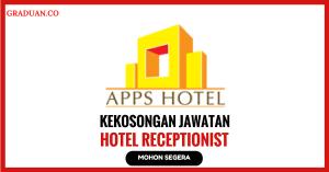 Jawatan KosongTerkini Apollo Asssets Sdn Bhd