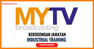 Jawatan KosongTerkini MYTV Broadcasting Sdn Bhd
