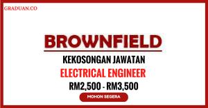 Jawatan KosongTerkini Brownfield Engineering